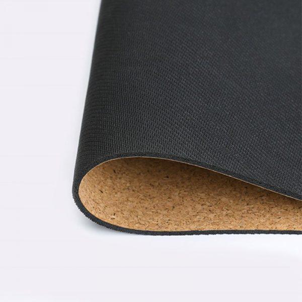 Sunbear Sport cork yoga mat, nonslip lightweight exercise mat