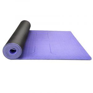 Sunbear Sport New TPE rubber ygoa mat, nonslip exercise pilates mat