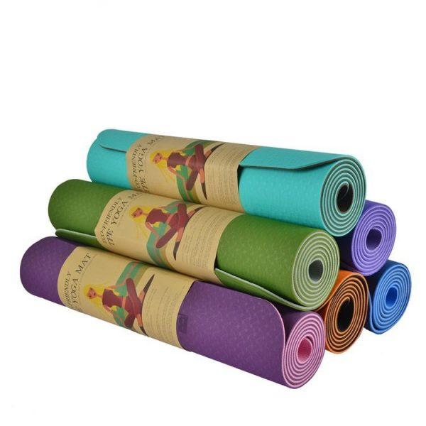 Sunbear Sport Double layer TPE yoga mat