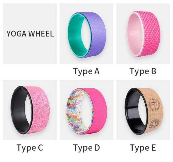 Sunbear Sport Yoga Wheel Show (4)