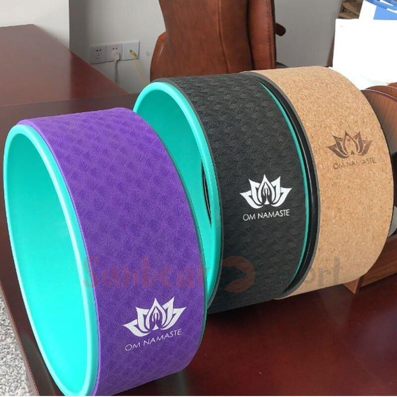Sunbear Sports Yoga Wheel Show (5)
