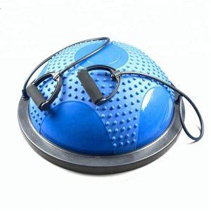 Half balance ball