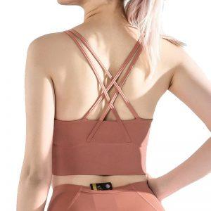 Sunbear Sport Sports Bra, spotswear drop shipping, pink