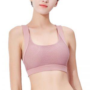 Skin color sports bra from Sunbear Sport