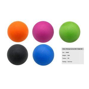 Single tpe massage ball