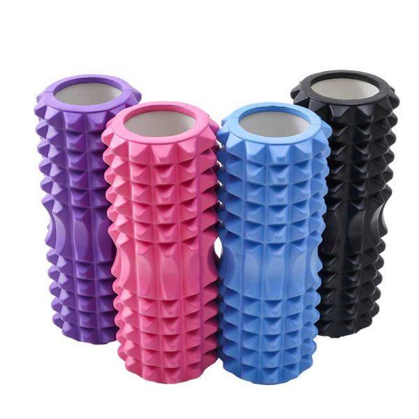 Sunbear Sport Yoga Foam Roller For Exercise Body Relief