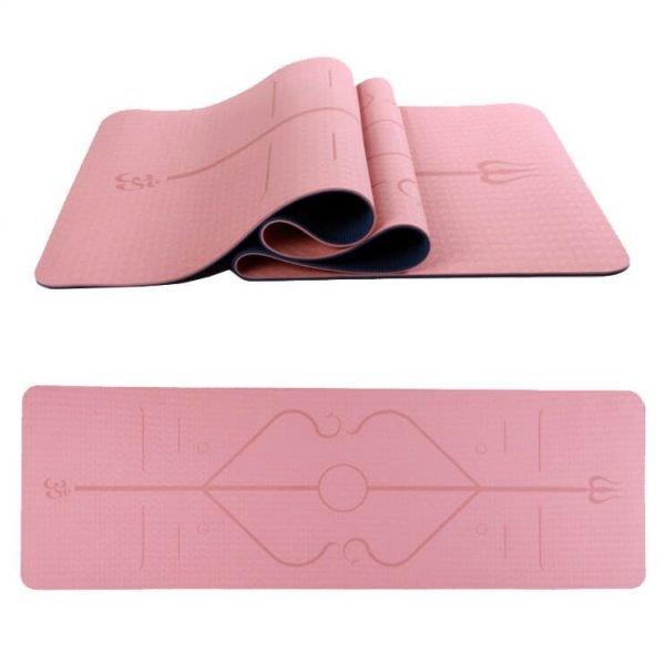 Sunbear TPE yoga mat manufacturer in China.