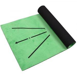 Glof swing training mat manufacturer