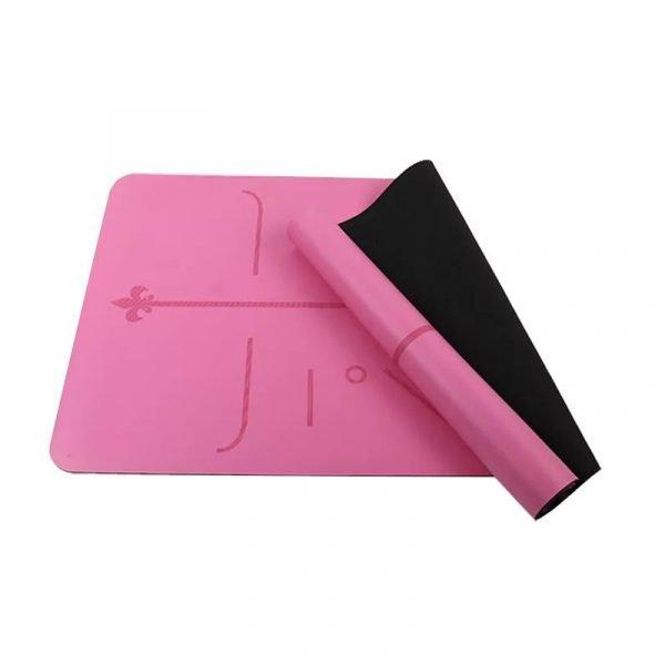 PU rubber yoga mat manufacturer in China